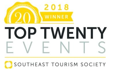 Come-See-Me Festival Recognized as Top 20 Event